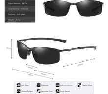 Load image into Gallery viewer, Aoron Polarised Sunglasses