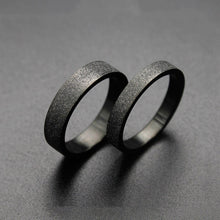 Load image into Gallery viewer, Matte Black Ring