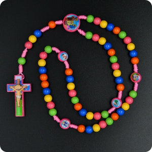 Rosary Beads Necklace