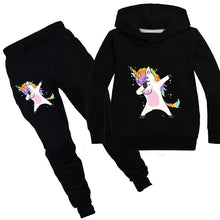 Load image into Gallery viewer, Unicorn Hoodie & Pants