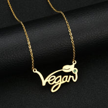Load image into Gallery viewer, Vegan Necklace