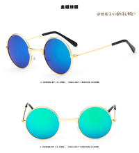 Load image into Gallery viewer, Retro Round Sunglasses
