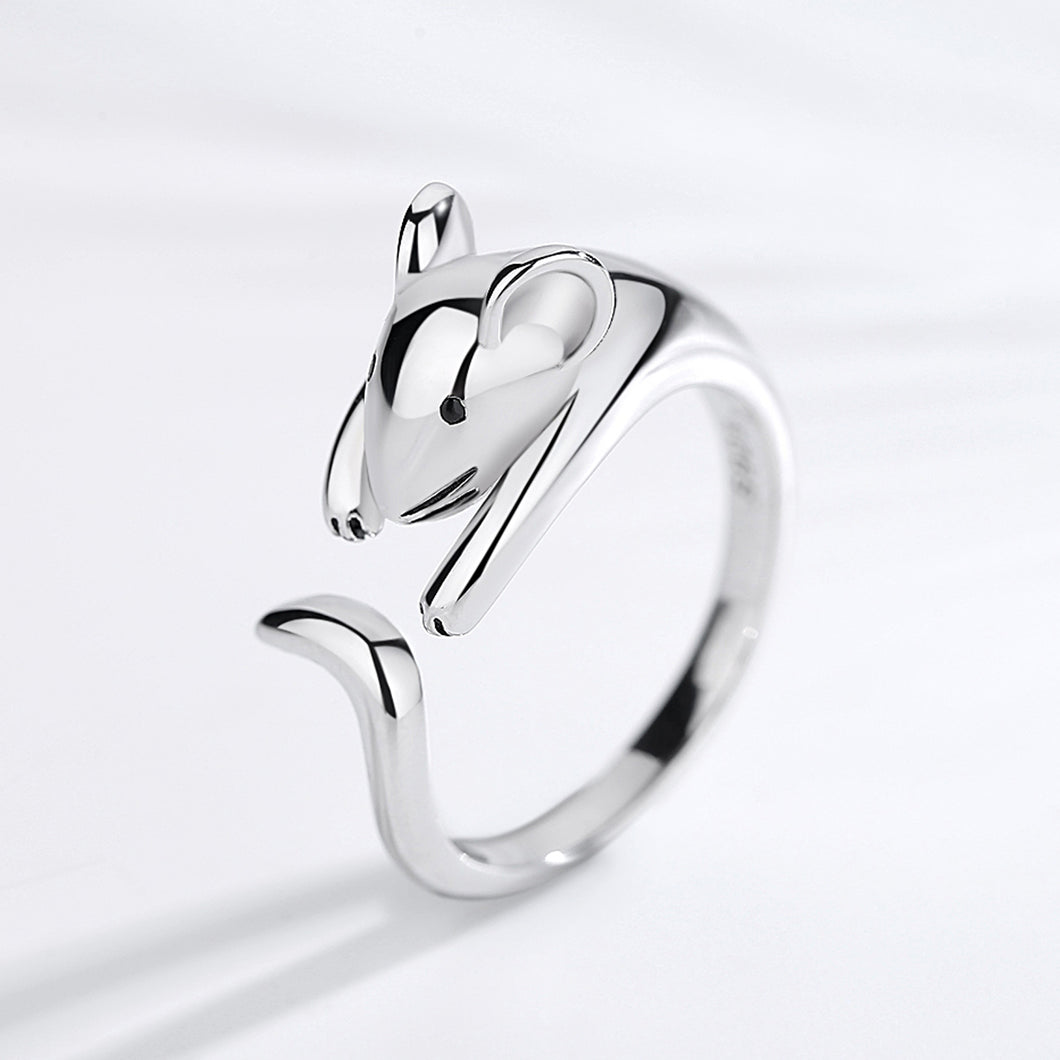 Mouse Wrap Around Ring