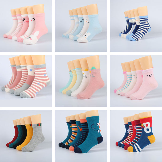 Cotton Socks Set