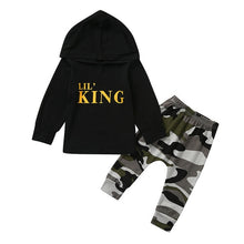 Load image into Gallery viewer, Lil' King Outfit