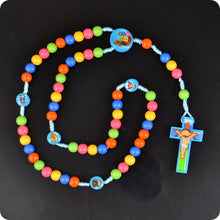 Load image into Gallery viewer, Rosary Beads Necklace