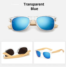 Load image into Gallery viewer, Bamboo Sunglasses