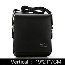 Load image into Gallery viewer, Mens Messenger Bag