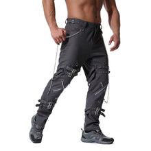 Load image into Gallery viewer, Punk Cargo Pants