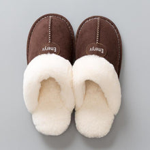 Load image into Gallery viewer, Plush Slippers