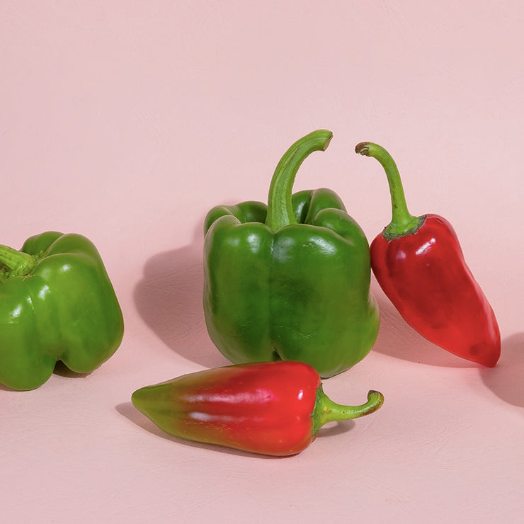 Bellpepper (500g or 5 pcs)