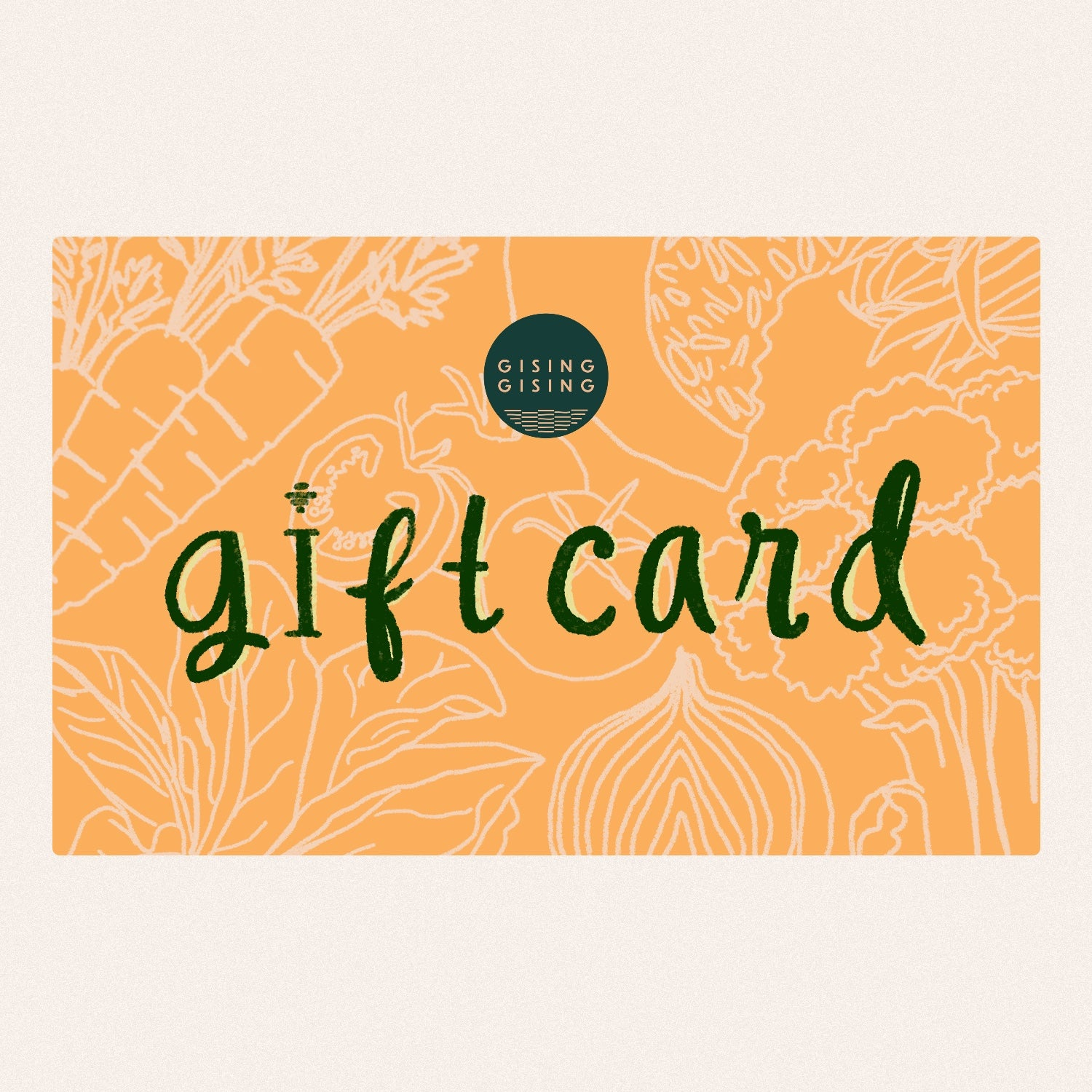 Share the Goods | Gift Card