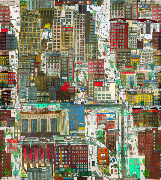 Urban Planning, by Fred Simon