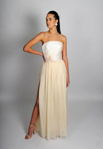 Goldilox Gown