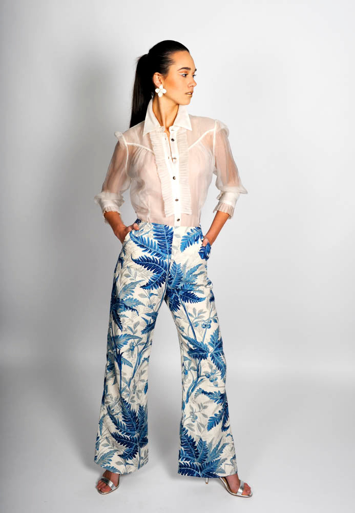 Lovers in Paradise Trouser