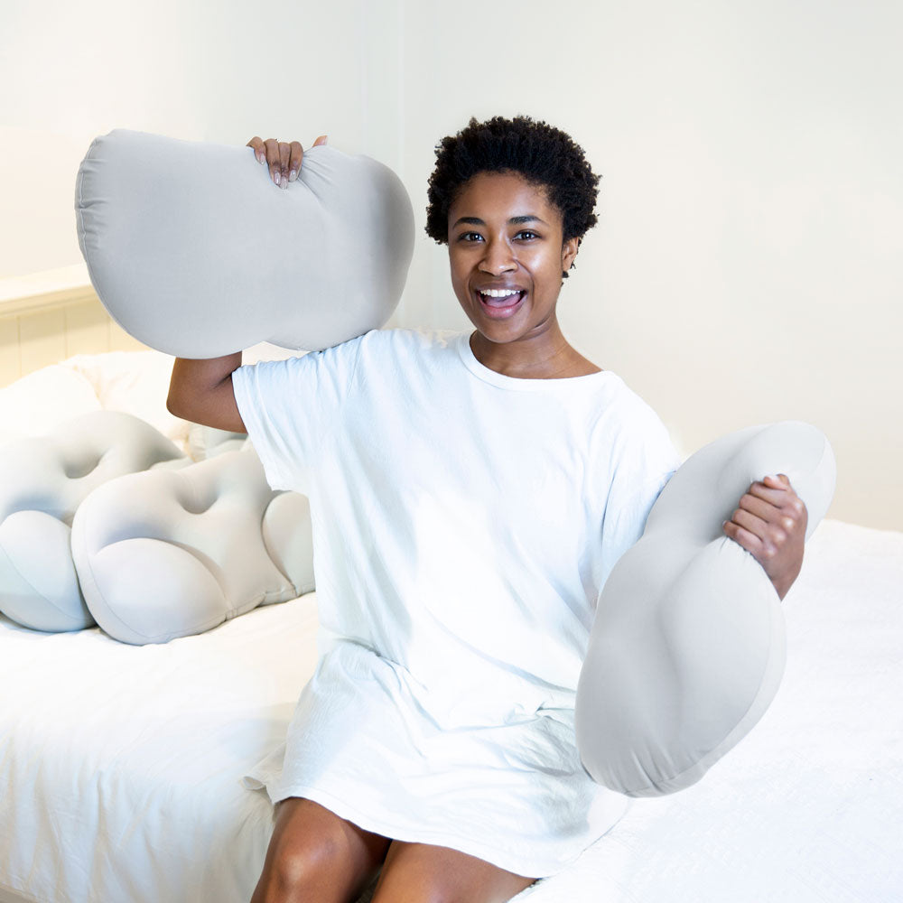 AirGrip® XL Micro Airball Pillow (Plus Sized)