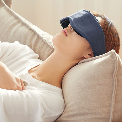 AirGrip™ Pitch-dark 3D Sleeping Eye Mask