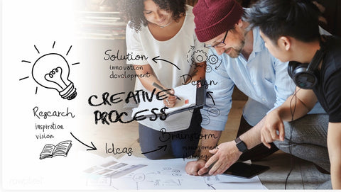 creative process DBY greenwoods.cl