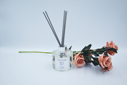 White Rose Reed Diffuser 120ml