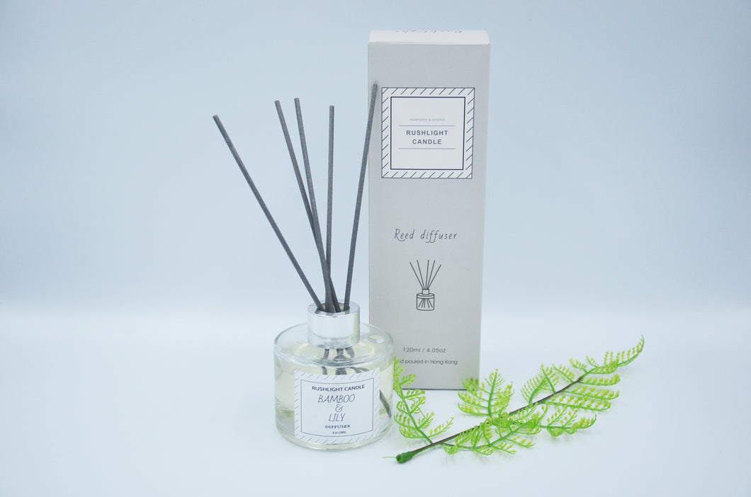 Bamboo & Lily Reed Diffuser 120ml