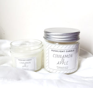 Cinnamon apple classic candle