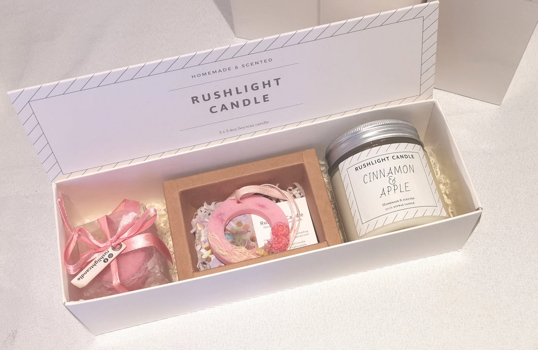Gorgeous candle gift set - Pick your own scent Combo!