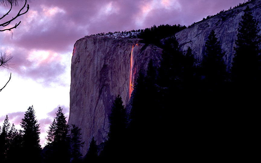 Horsetail Fall Yosemite