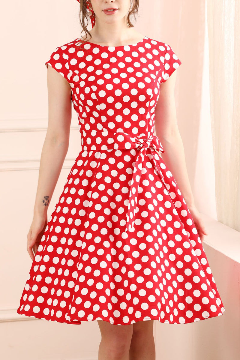 Load image into Gallery viewer, White Polka Dots