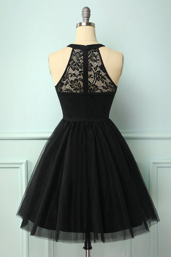 Black Short Party Dress