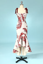 Load image into Gallery viewer, Mermaid Floral Party Dress