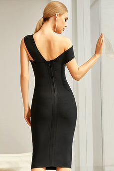 Little Black Bodycon Dress