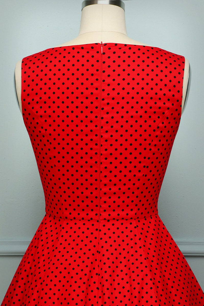 Load image into Gallery viewer, Red Tie Dress