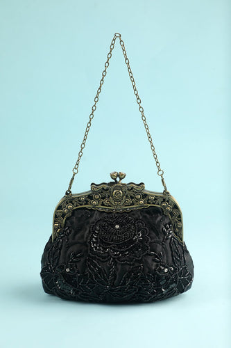 Black Party Handbag