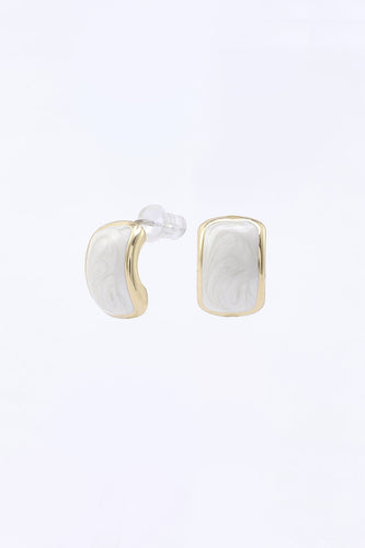Vintage High-End French Pea Earrings
