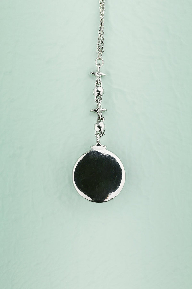 Load image into Gallery viewer, Vintage Water Droplets Necklace - ZAPAKA