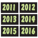 Chartreuse (Fluorescent Lime) Year Model Sign {EZ191}