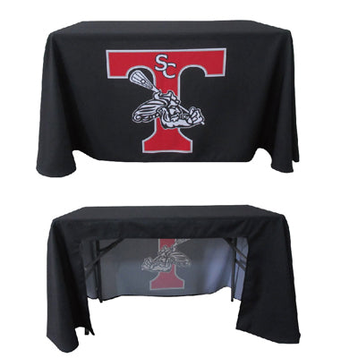 Custom Throw Table Cover Style A {EZ455-A}