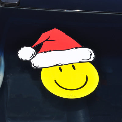 Holiday Decal - Santa Hat {EZ537-HAT}