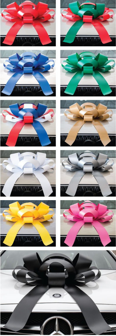 JUM-BOW Magnetic Car Bow {EZ531}