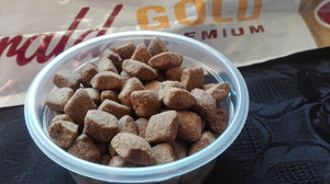 DOG FOOD REVIEWS: PART 3: EMERALD GOLD PREMIUM ADULT DOG FOOD