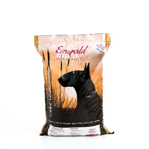 emerald gold premium dog food
