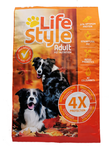 lifestyle adult dog food 8kg
