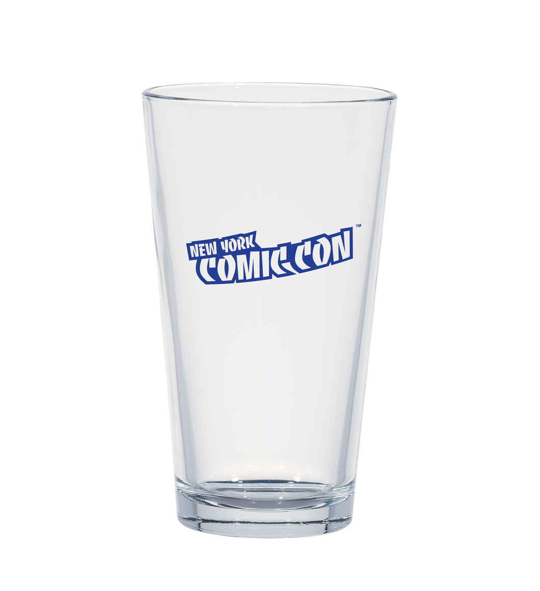 Pint Glass - NYCC Logo