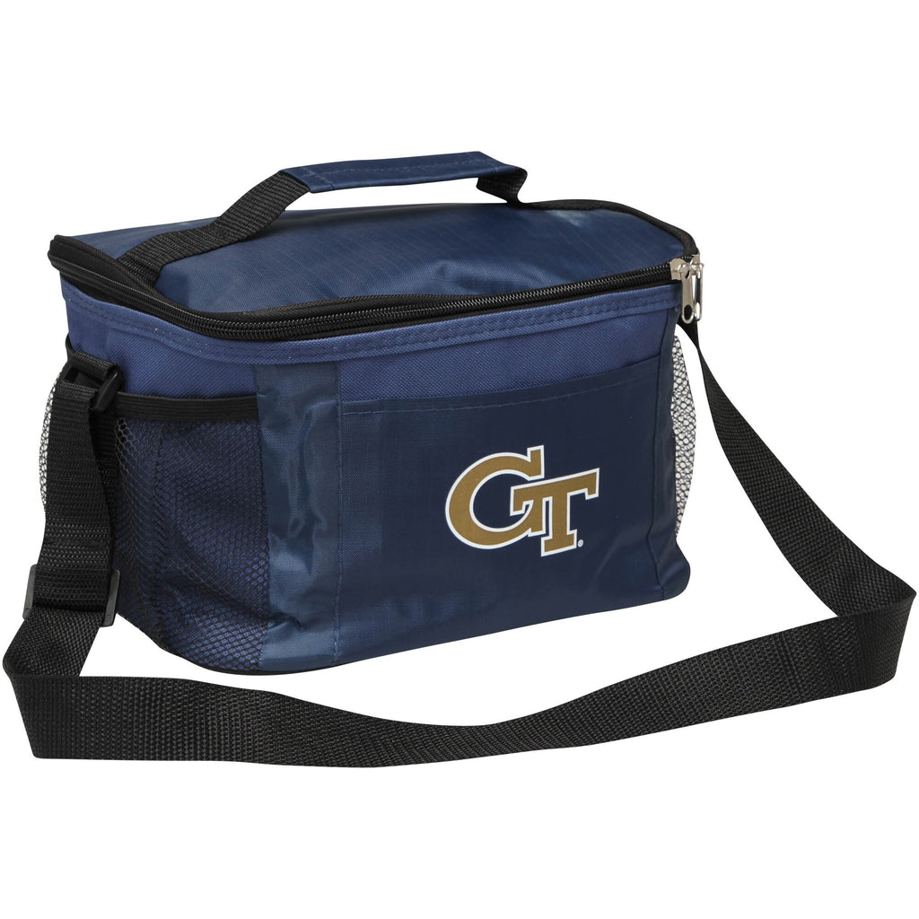 Georgia Tech Yellow Jackets 6-Pack Kooler Tote