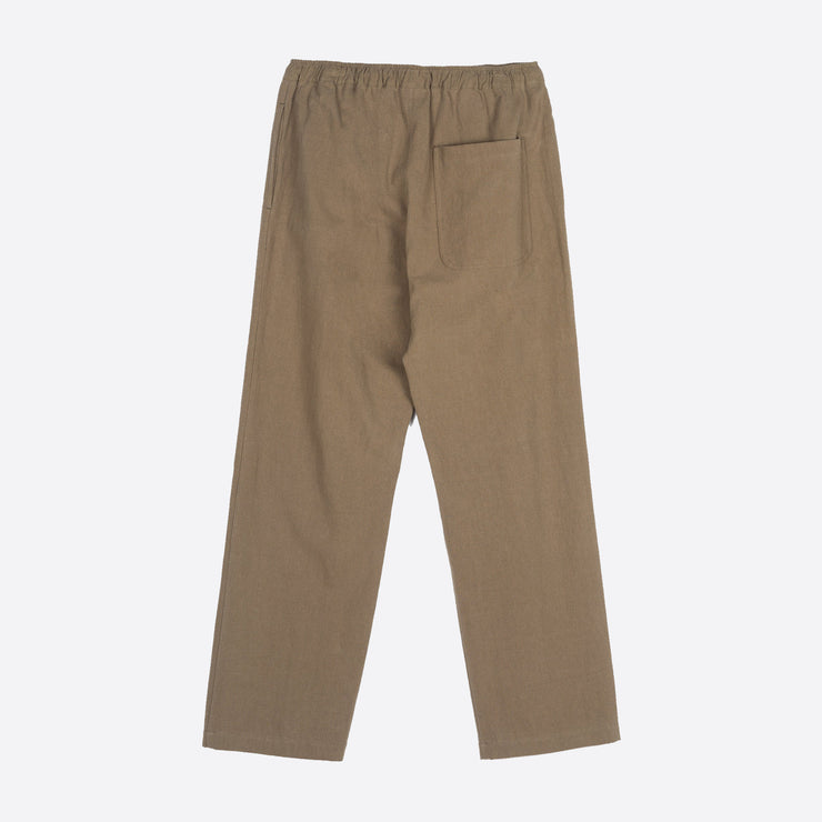 Satta Linen Flow Pants in Muted Olive