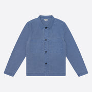 Knickerbocker Chore Shirt Pigment H.B.T. in French Blue