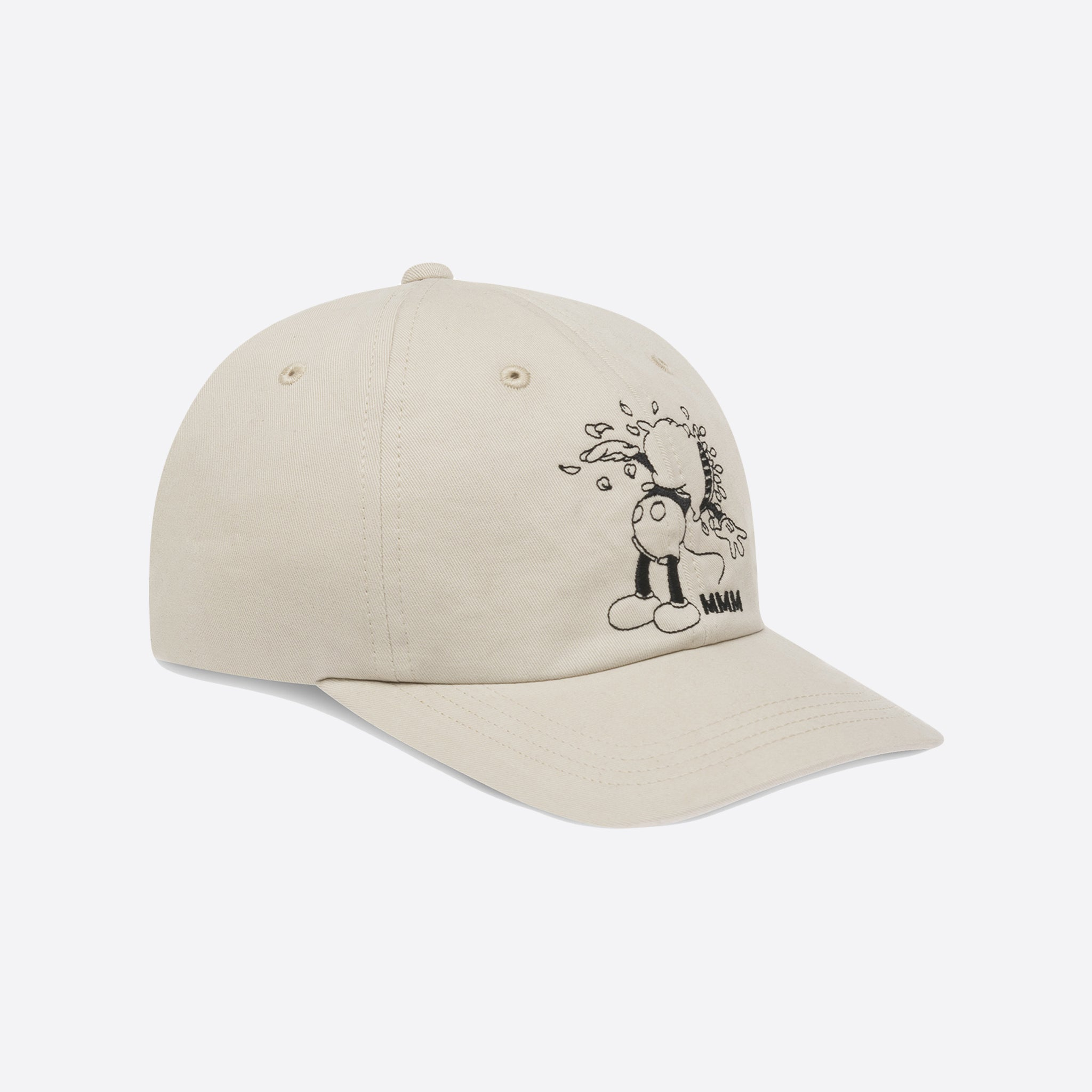 Wood Wood x Disney Low Profile Cap in Beige