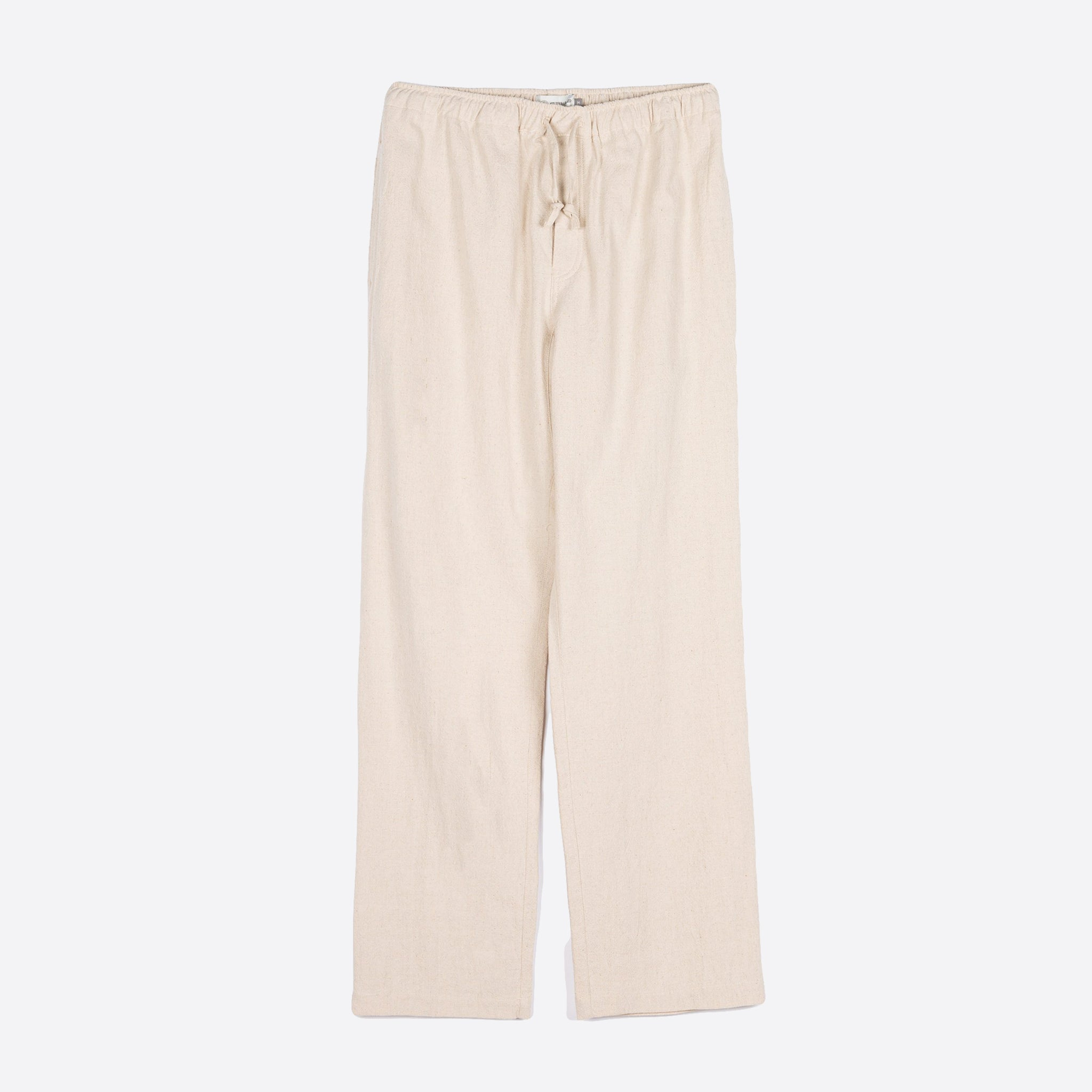 Satta Linen Flow Pants in Undyed Ecru