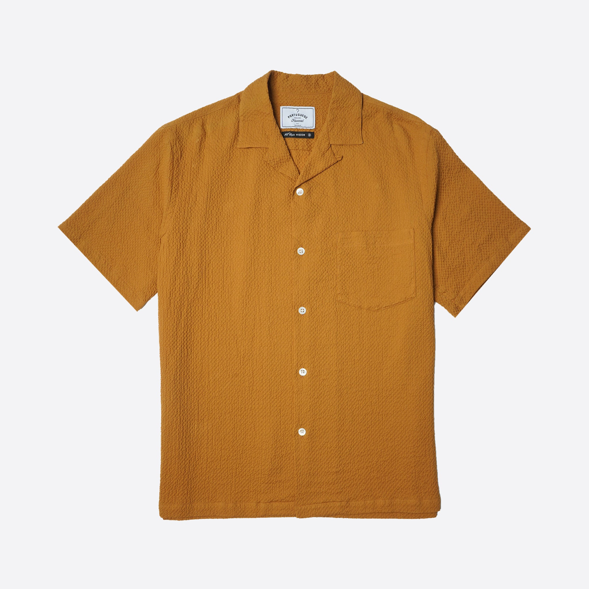 Portuguese Flannel Toasted Flame Shirt