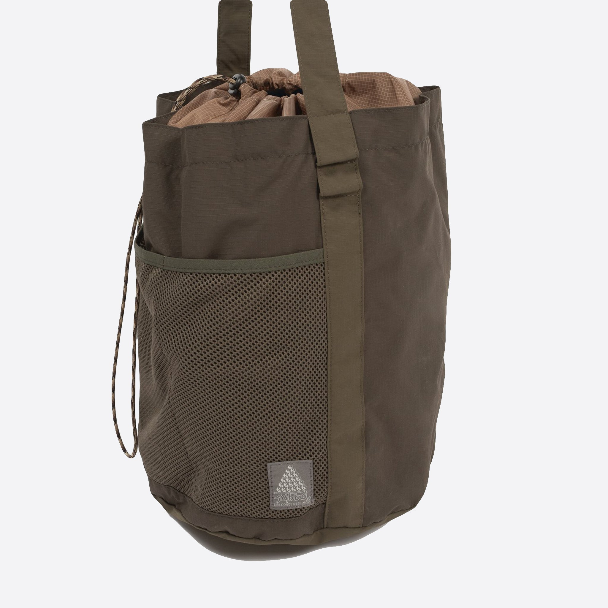 Satta Bubbler Bag in Dark Olive